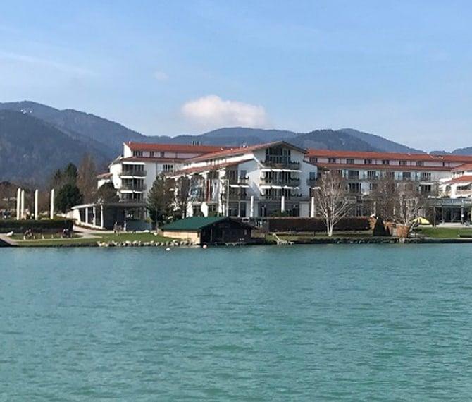 Hotel Überfahrt Tegernsee