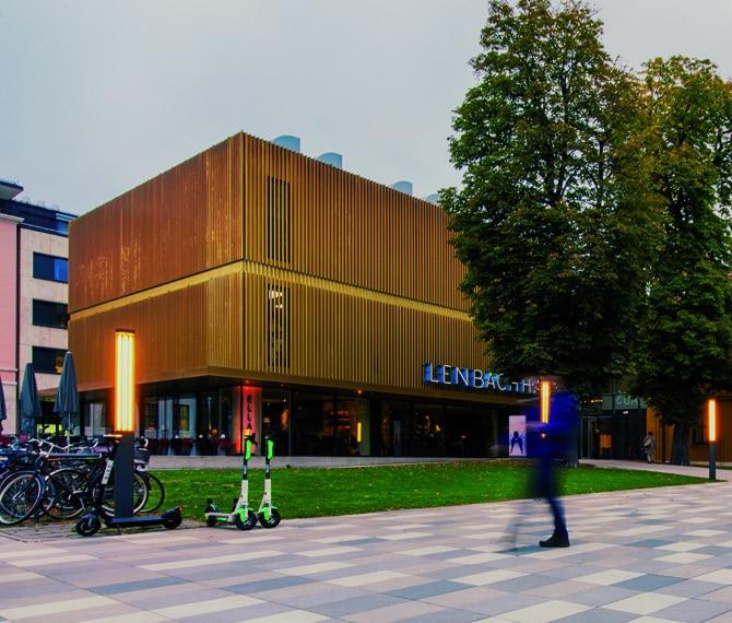 Generalsanierung Lenbachhaus