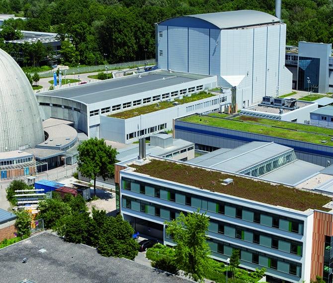 TUM Generalsanierung Institut für Radiochemie