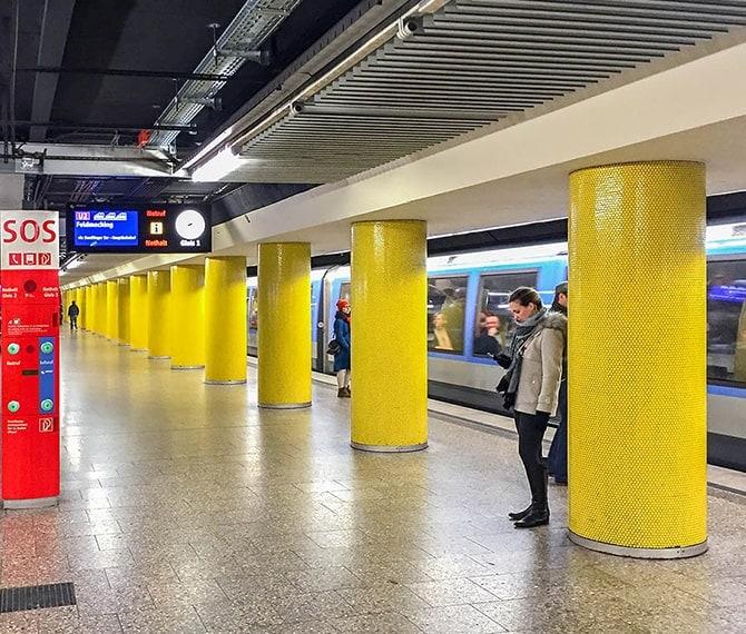 Sanierung Brandmeldeanlagen, U-Bahn München