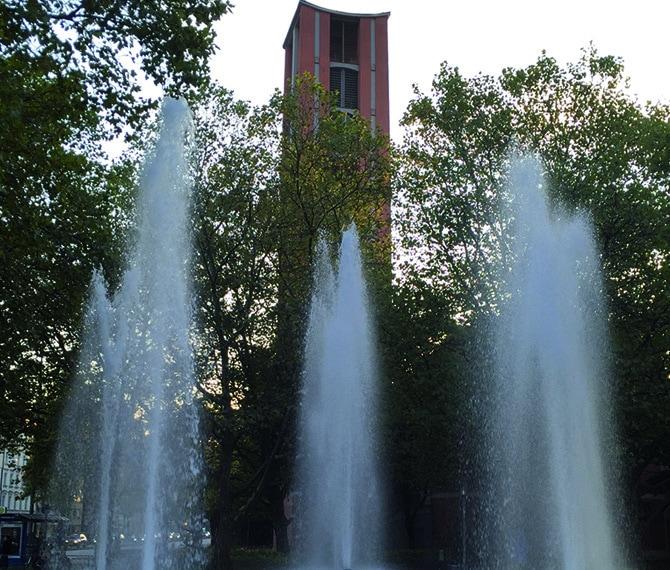 Sendlinger Tor Brunnen