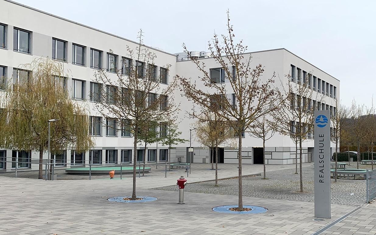 Generalsanierung und Erweiterung Realschule Herrsching-peg-planungsbüro