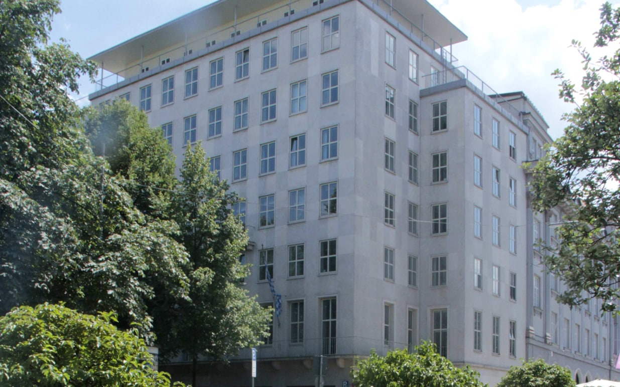 Generalsanierung Verwaltungsgebäude der Notarkasse in München, Ottostr.-peg